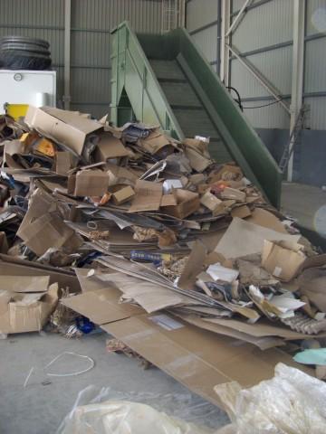 Gestão de resíduos